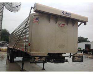 Travis 30FT TriAxle Aluminum End Dump End Dump Semi Trailer