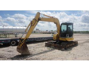 Komatsu PC78US-6N0 Crawler Excavator