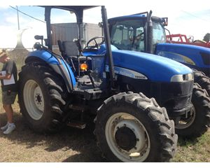 New Holland TD5030 Tractors - 40 HP to 99 HP