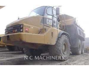 Caterpillar 730 EJECT Articulated Truck