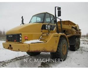 Caterpillar 740 EJECT Articulated Truck