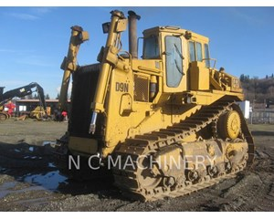 Caterpillar D9N Crawler Dozer