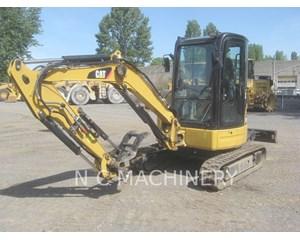Caterpillar 303.5ECRCB Crawler Excavator