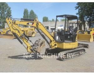 Caterpillar 303.5ECRCN Crawler Excavator