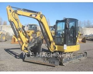 Caterpillar 305E CRCB Crawler Excavator