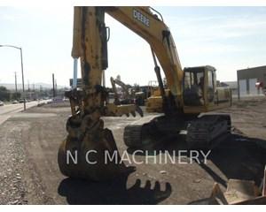 John Deere 370 Crawler Excavator