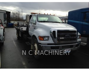 Ford F-750 Day Cab Truck