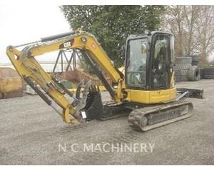 Caterpillar 305E CRCB Excavator
