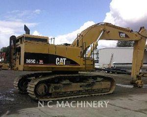 Caterpillar 365C L Excavator