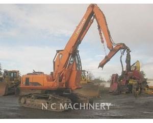 Doosan Infracore America Corp. 225LL Excavator
