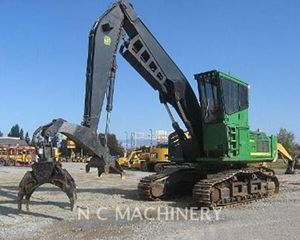 JOHN DEERE 2954D Log Loader