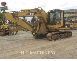 Caterpillar 325BL Processor Machine