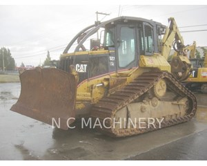 Caterpillar 527 Processor Machine