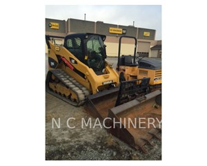 Caterpillar 289C Skid Steer Loader