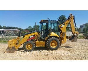 Caterpillar 420E 4CE Backhoe