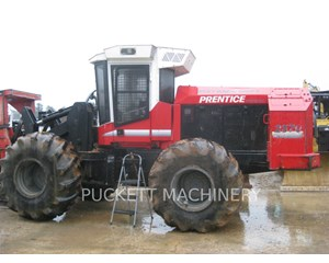 Prentice 2570 Feller Buncher