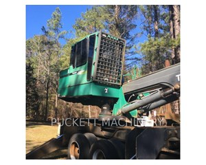 Timberjack INC. 430B Knuckleboom Loader