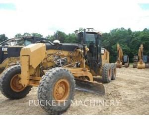 Caterpillar 12M Motor Grader