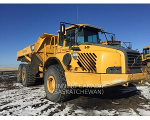 Volvo A35D Articulated Truck