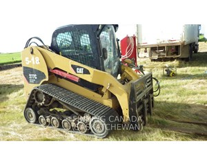 Caterpillar 277C Crawler Dozer