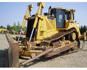 Caterpillar D 8 T Crawler Dozer