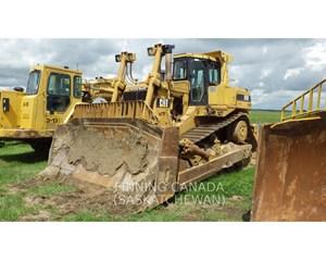 Caterpillar D9R Crawler Dozer