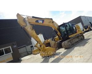 Caterpillar 323F Crawler Excavator