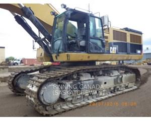 Caterpillar 390D Crawler Excavator
