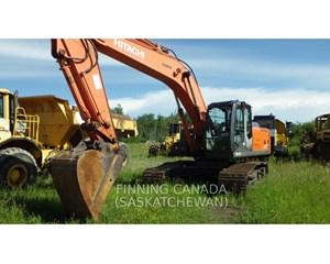 Hitachi 240 Crawler Excavator