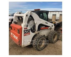 Bobcat S250 Skid Steer Loader