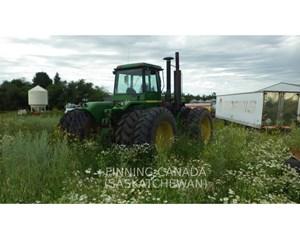John Deere 8650 Tractor
