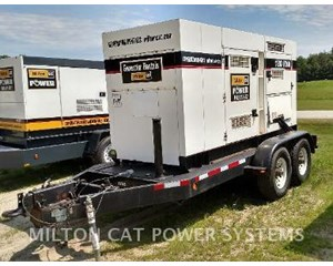 Multiquip MQ180 Generator Set