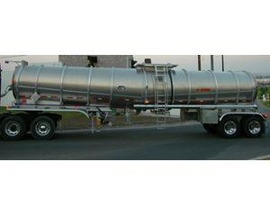 Retesa Crude Oil Tank Trailer