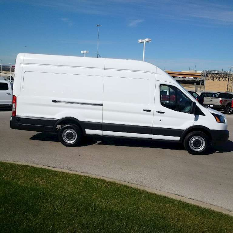 High Quality 2017 Ford Transit XL High Roof Extended Cargo Van