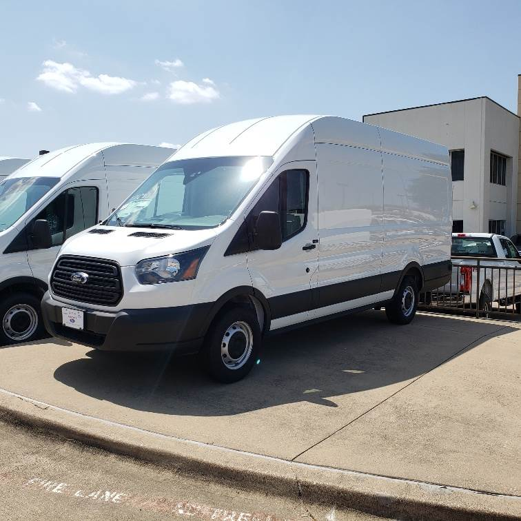 Ford Cargo Van For Sale >> 2019 Ford Transit 350 High Roof Xt Length Cargo Van For Sale 37 Miles Fort Worth Tx Transit High And Mid Roof In Stock 01 17 20