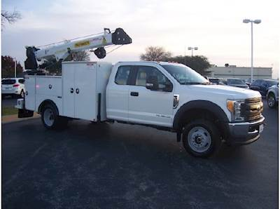 2019 Ford F 550 Xl 4x4 Ext Cab Palfinger Mechanic Utility Service Crane Truck For Sale 6 Hours Fort Worth Tx In Stock Commercial Quotes Available Mike 817 368 2807 F Mylittlesalesman Com