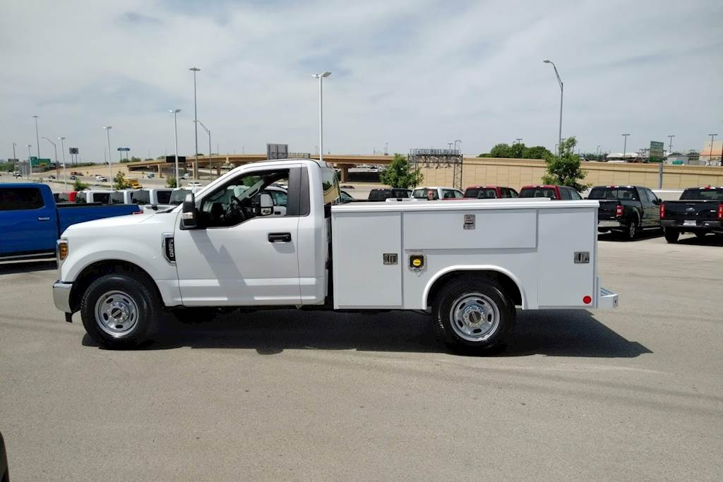 Reading Utility Body >> 2019 Ford F 250 Xl Regular Cab Reading Utility Service Body For Sale
