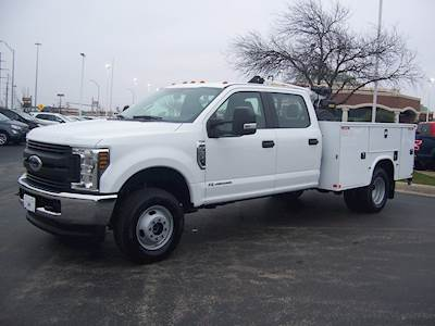 f350 utility truck weight