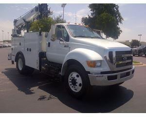 Ford F-750 Mechanic Truck