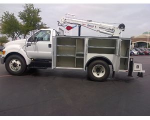 Ford F650 CRANE Mechanic Truck