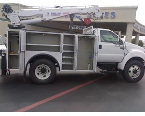 Ford F-650 Mechanic Truck