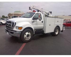 Ford F650 KNAPHEIDE Mechanic Truck