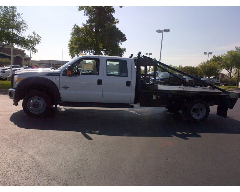2015 Ford F-550 4x4 Crew Cab Gin Pole Roustabout For Sale - Fort Worth