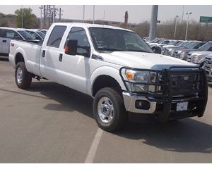 Ford F350 4X4 CNG FUEL Pickup Truck