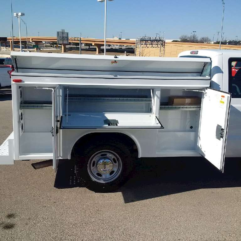 2016 ford f 250 super duty xl extended cab service body. Black Bedroom Furniture Sets. Home Design Ideas