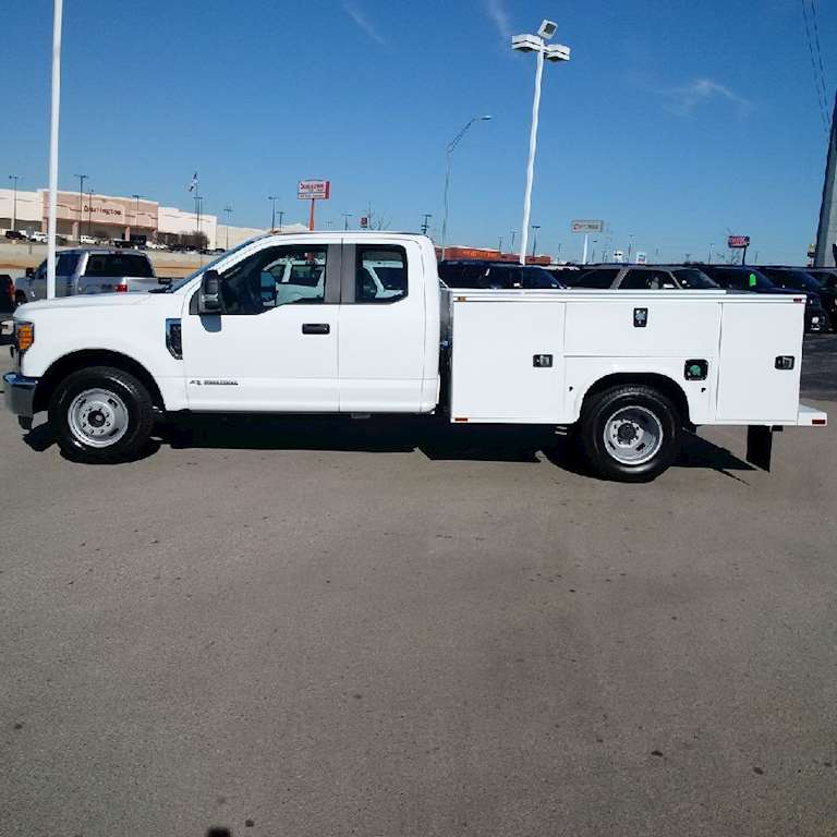 2017 ford f350 dual wheel ext cab service truck for sale. Black Bedroom Furniture Sets. Home Design Ideas