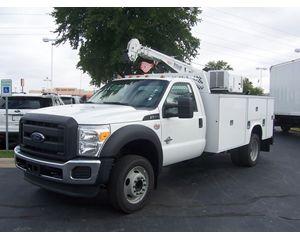 Ford F550 CRANE Service / Utility Truck