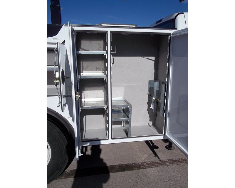 2014 Ford F 750 Service Utility Truck For Sale Fort