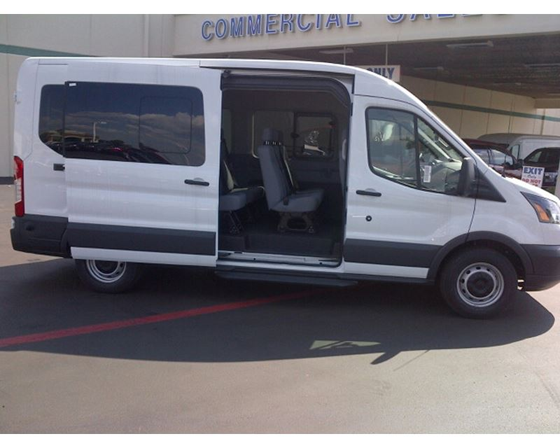 2015 ford transit 12 passenger van passenger van for sale. Black Bedroom Furniture Sets. Home Design Ideas
