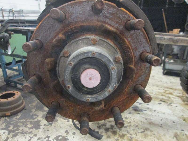 Eaton Axle Parts : Used eaton front axle assembly for sale wyoming mi